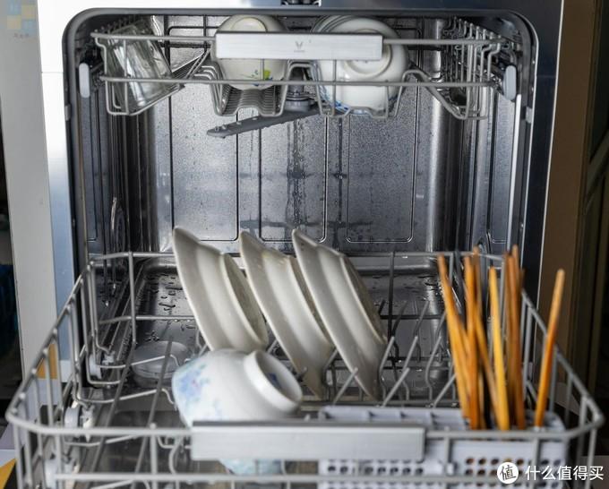 更智能的洗碗机,省时省水又健康,云米互联网洗碗机Iron X1体验