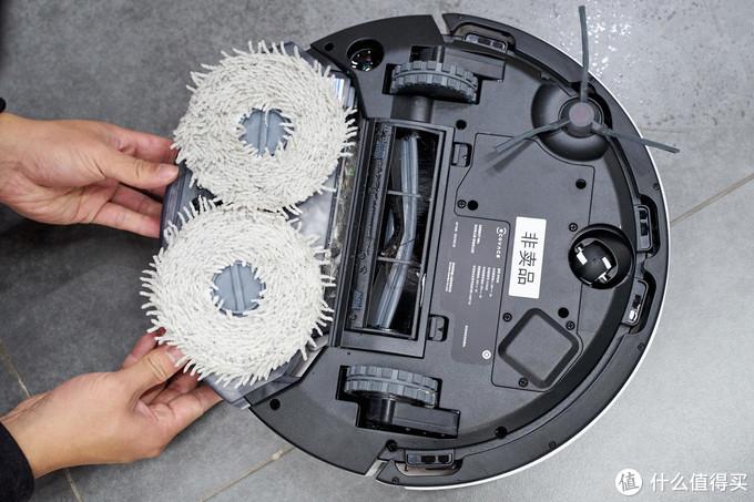 万万没想到,扫地机可以自己涮墩布!科沃斯N9+体验,有娃必备