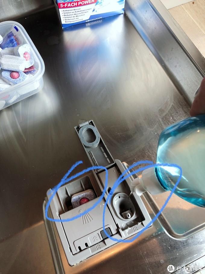 domol洗碗机光亮剂抛光剂