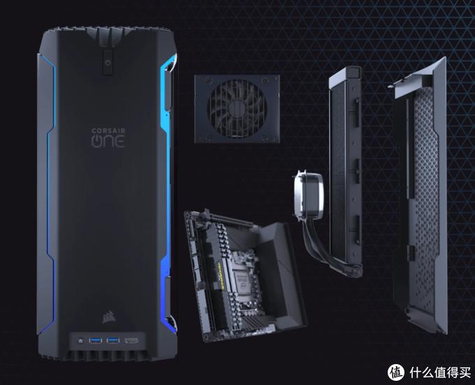 美商海盗船发布新款游戏主机,升级AMD新锐龙和酷睿11代