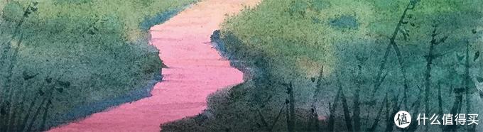 纸上的春天比现实更美,用水彩描绘我们向往的春天!