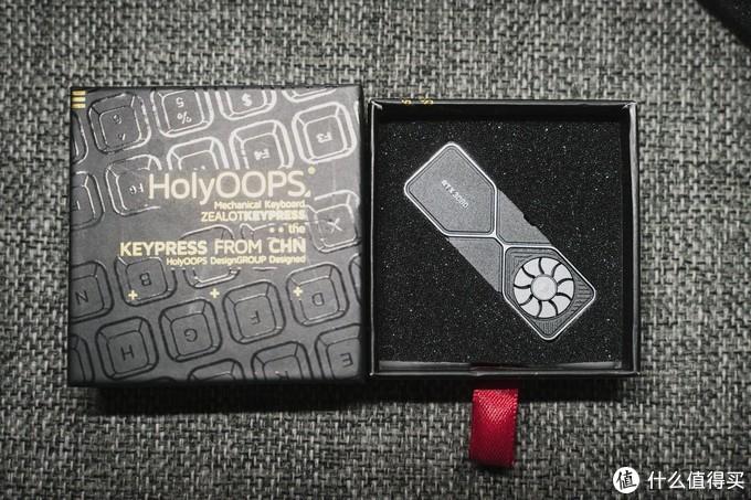 买不到显卡,买这个还不行吗?HolyOOPS RTX3080 键帽