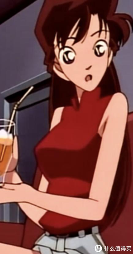 《名侦探柯南:绯色的子弹》马上上映,小兰穿搭真的美,难怪新一喜欢她