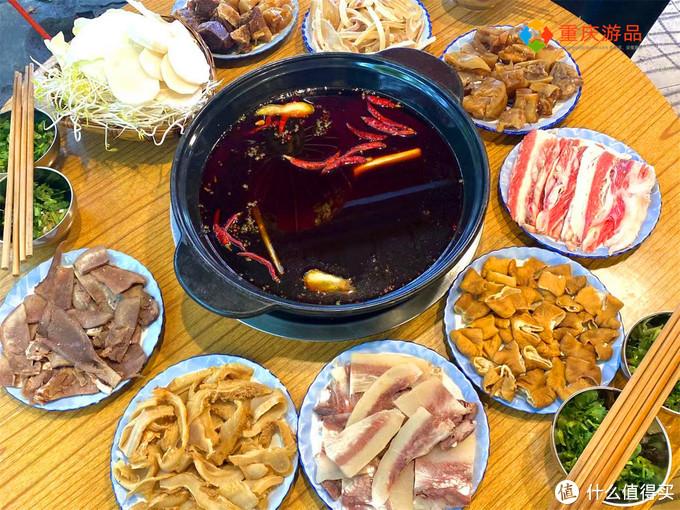 重庆路边摊美食攻略:江北10年资格老店,耙牛肉58元一大锅