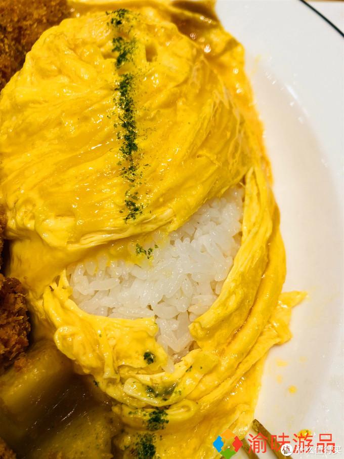 来自西安的日式蛋包饭,一份就卖42元,重庆人却大排长龙