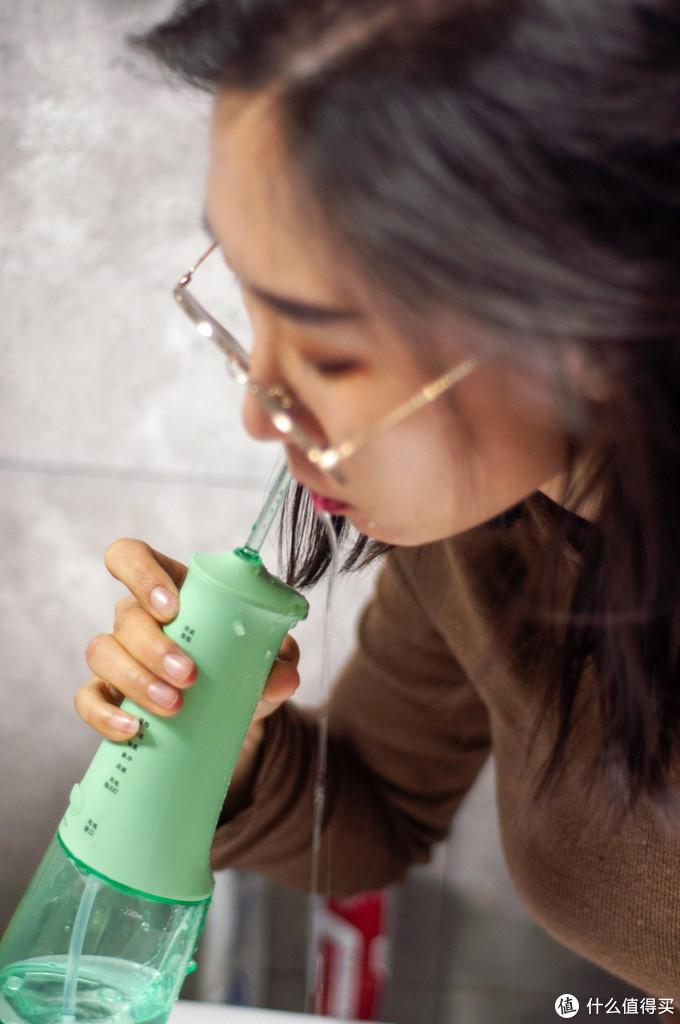 保护牙齿健康从冲牙做起—罗曼小宝塔冲牙器使用分享