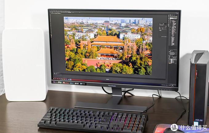 优派VX2771-4K-HD显示器评测,超高清屏幕诠释清晰细腻