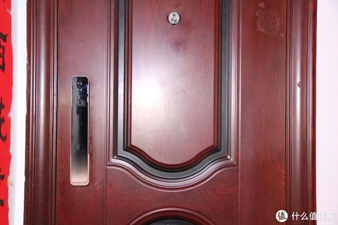 智能联动,高端智能门锁——Aqara全自动智能猫眼门锁H100