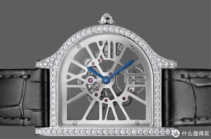 以简驭繁 钟表展上的抢眼镂空腕表