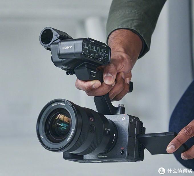 摄影机手提模式