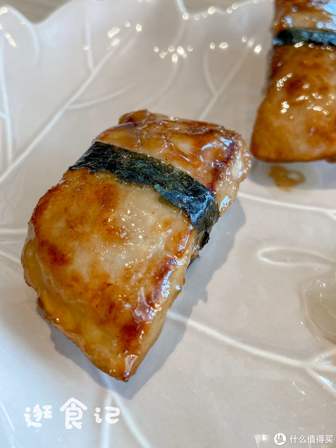 【鹅肝手握寿司】21 Rmb