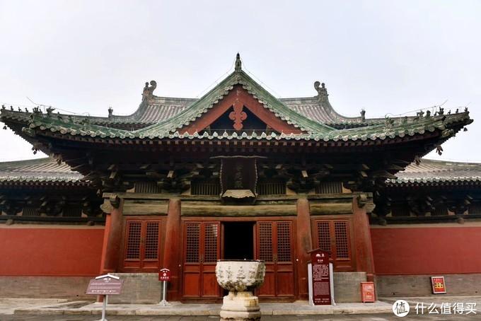 京外古刹中,为何正定的隆兴寺可以排首位