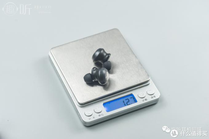 佩戴重量:12.7g