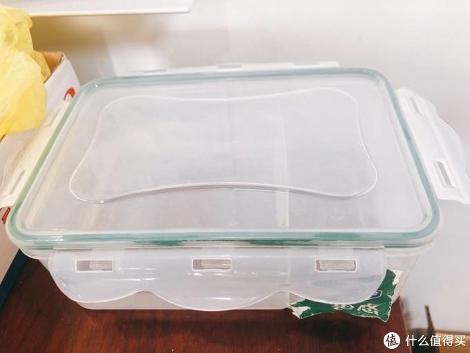 带盖塑料饭盒