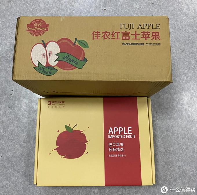 两种苹果都很棒!新西兰皇后对比烟台红富士