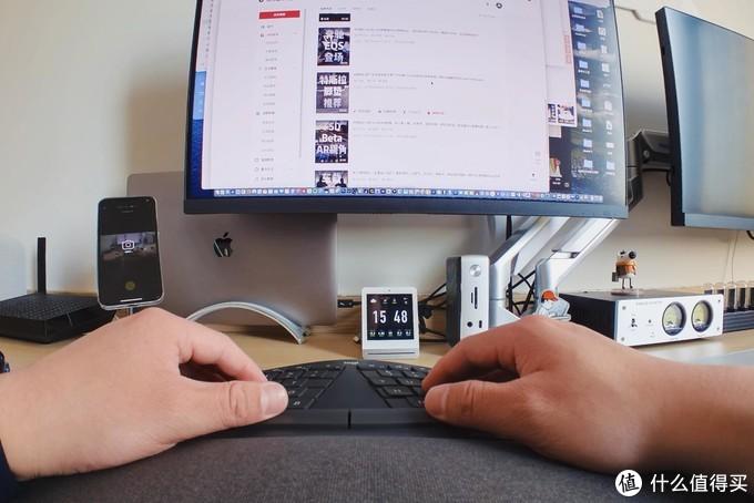 职场白领,996救星:罗技 ERGO K860人体工学键盘真的有用吗?