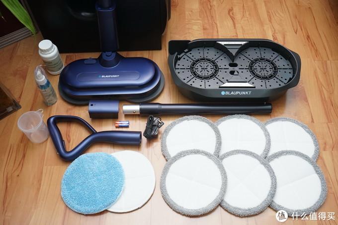 懒人清洁的好神器:蓝宝电动拖把使用分享