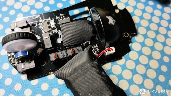 拆解 无线充电洞洞鼠标:炫银狐