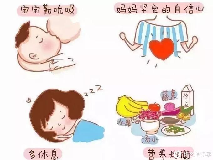 关于母乳,这些你需要知道!