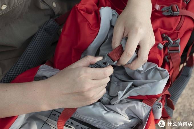 户外休闲穿搭推荐,来自沙乐华的开衫卫衣和户外双肩包