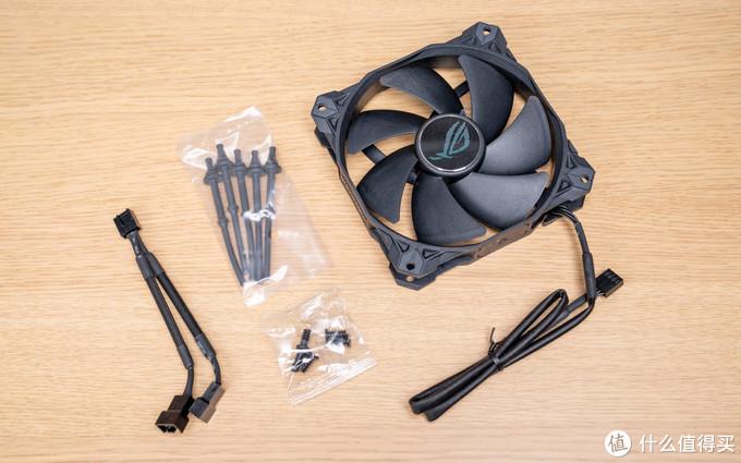 噪音与效能可以兼得——华硕ROG STRIX XF120风扇测评