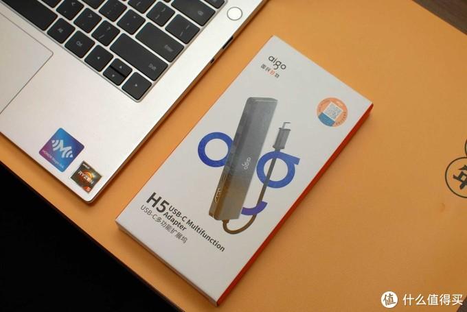 拯救轻薄本的接口利器:aigo Type-C扩展坞H5体验