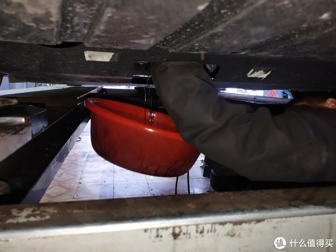用美孚ep5w30为末代4缸福克斯来一次常规保养