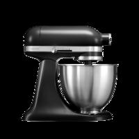 【官方】凯膳怡(KitchenAid)厨师机家用抬头式3.3升和面机多功能搅拌机5KSM3311XCFG 磨砂灰美国原装进口