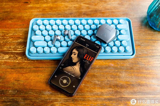 真无线耳机也能戴出科技范!sanag X Pro电竞真无线蓝牙耳机轻体验
