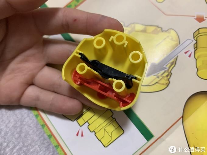 图书馆猿のBANDAI 万代 神奇宝贝 拼装模型-皮卡丘 简单晒