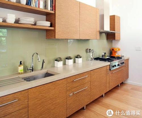 厨房装修5大要点,这么装,搞定一切清理难题!