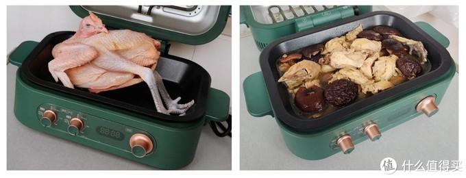 美的双子炉   没有烘焙功能的料理炉不是合格的料理炉