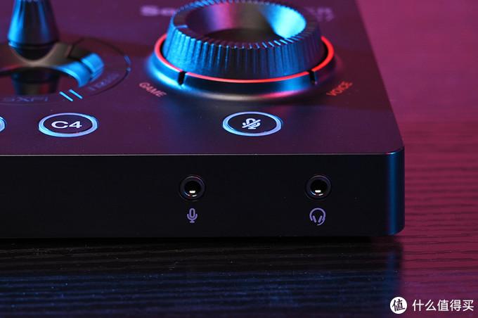 一手掌控耳中音效 创新Sound Blaster GC7声卡体验