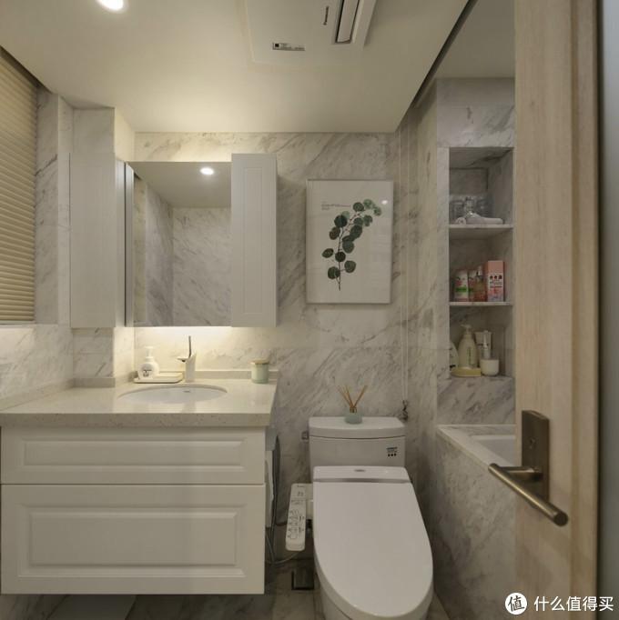 """上海38平""""老破小""""改造,浴缸、收纳、书房一样都不少!"""