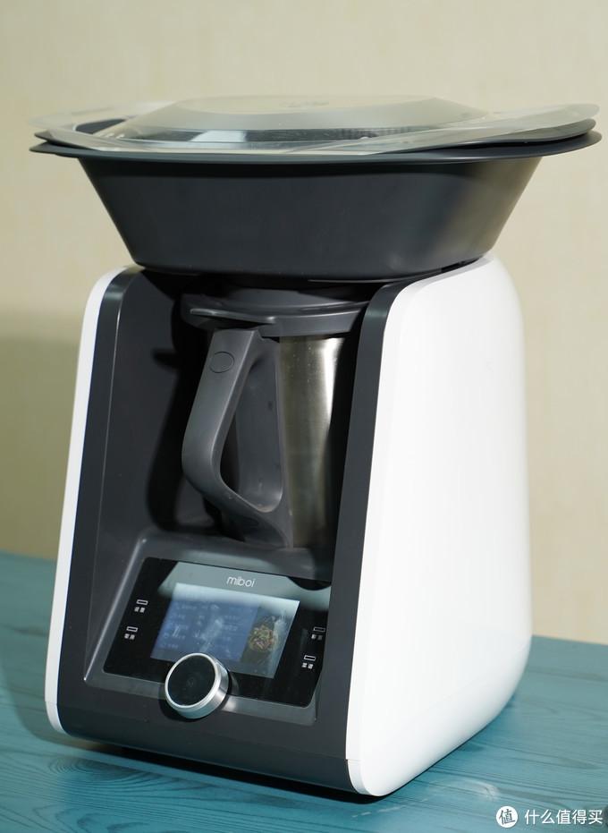 我用米博做的四菜一汤,方太米博智能炒菜机开箱测评!