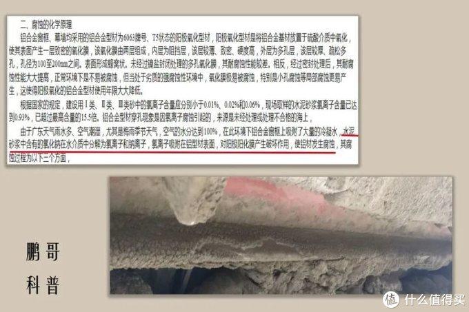 △ 水泥砂浆腐蚀金属示意图