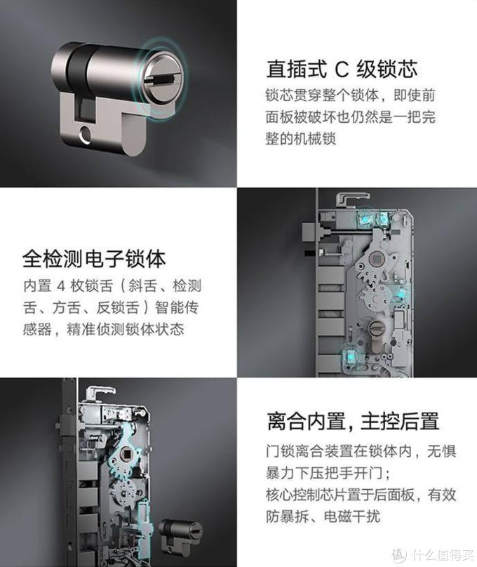 小米智能门锁Pro再升级:联动小爱音箱可视对讲,门外动态随时查