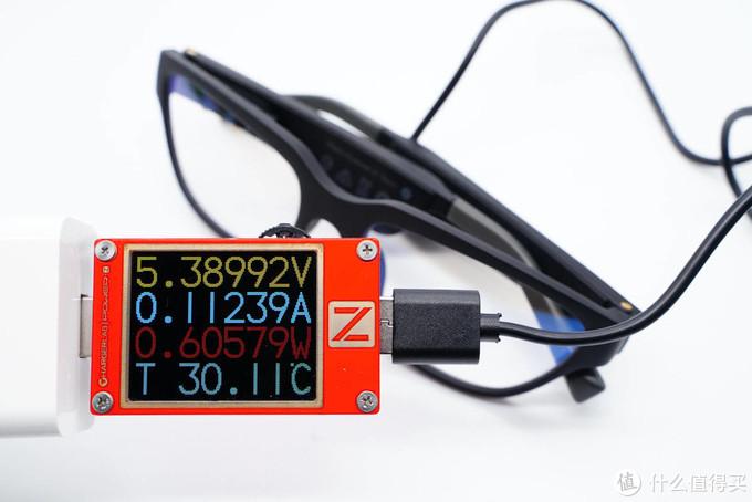 拆解报告:雷柏 Z1 Sport 智能音频眼镜