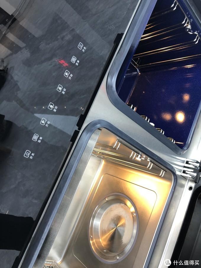 一条龙的炊具体验,静音小巧的帅丰X1蒸烤一体集成灶体验