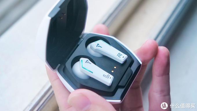 白色的电竞巨兽,sanag X pro电竞蓝牙耳机