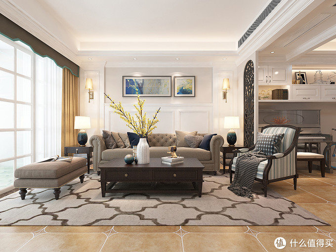 深圳夫妻的新家,被完全治愈了,全屋温馨无比,看不出一点的俗气
