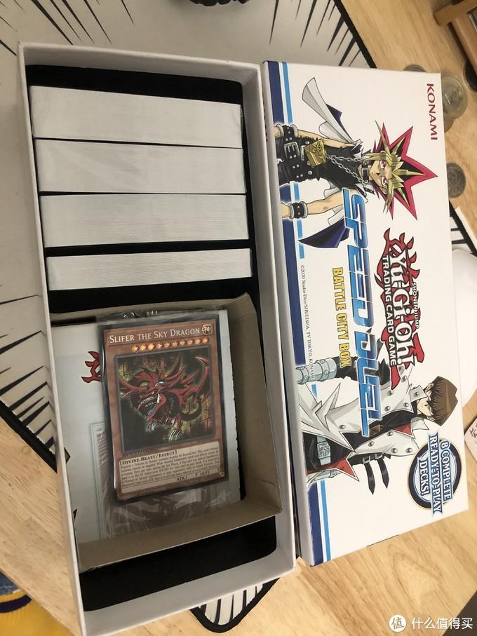 拥有3张神之卡的体验,游戏王三幻神决斗都市礼盒开箱