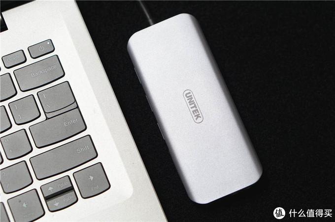 支持华为、苹果,手机、笔记本皆可使用,优越者九合一扩展坞评测