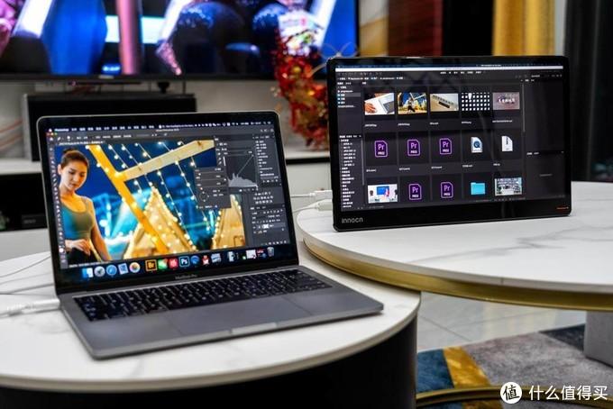 INNOCN N2F便携显示器评测:玩法多样不仅仅是手机秒变笔记本电脑