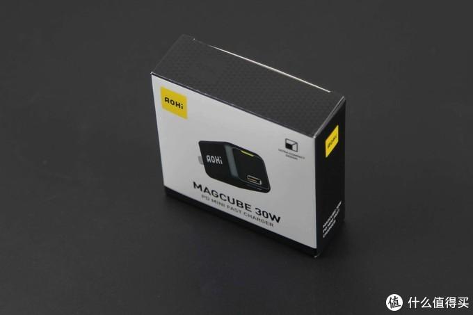 Aohi新品Magcube 30W氮化镓PD快充体验分享