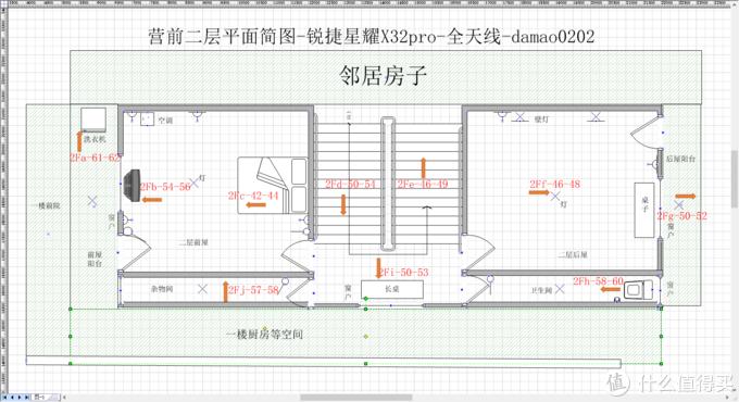 三层半的房子照样信号覆盖 锐捷星耀X32 PRO路由器评测