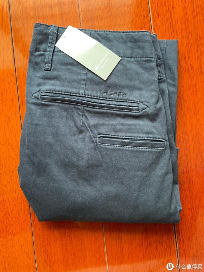 宜正宜闲-G-STAR Vetar 男士修身斜纹布棉裤晒单