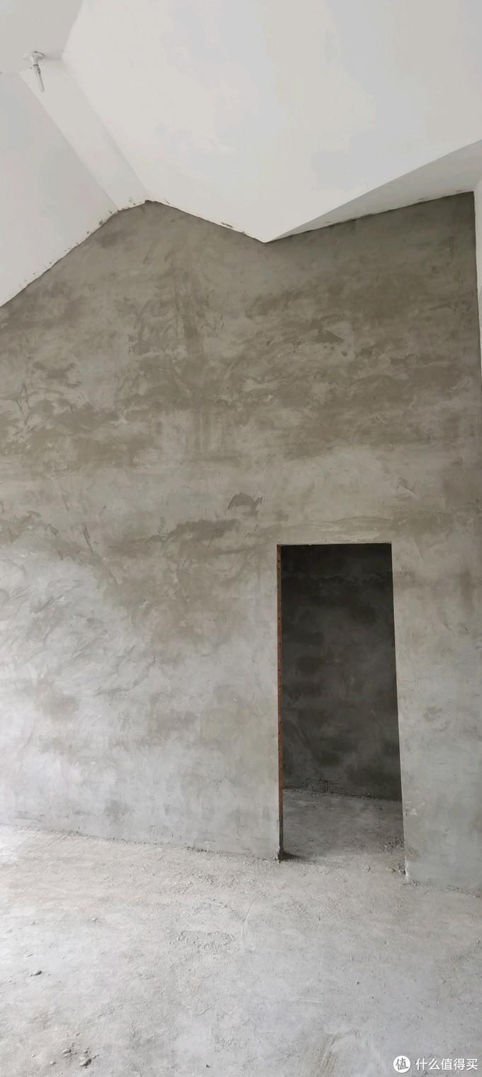 这个是3楼主卧,用这个隔的卫生间
