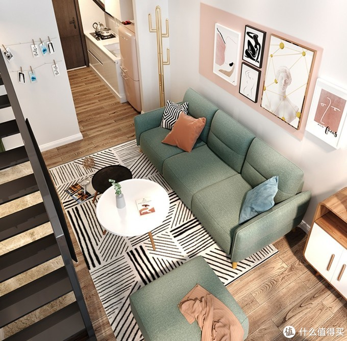 小户型的客厅装修秘籍,附沙发购买推荐