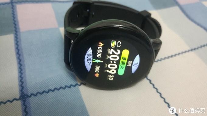 169入手的京东自有品牌LATIT智能手表